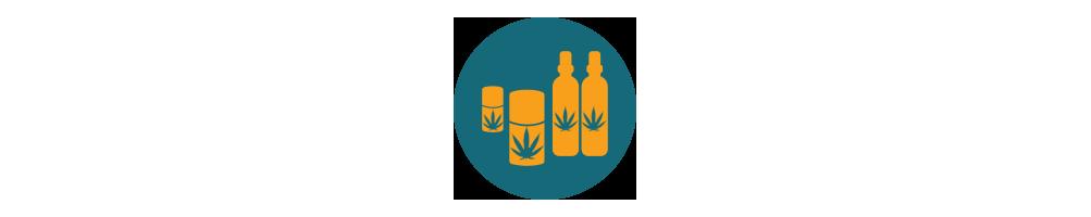 Kosmetyki INDIA z olejem konopnym
