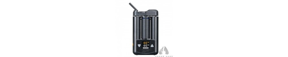 MIGHTY by STORZ & BICKEL portable vaporizers