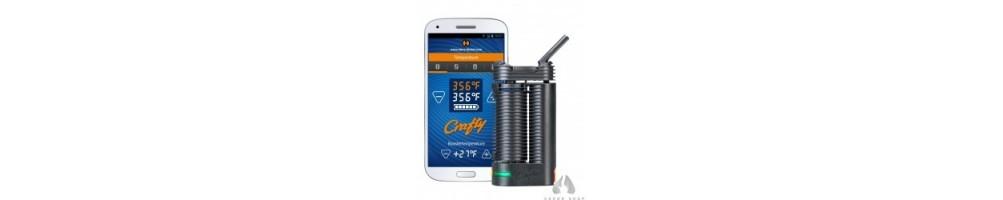 Crafty Storz & Bickel portable vaporizers